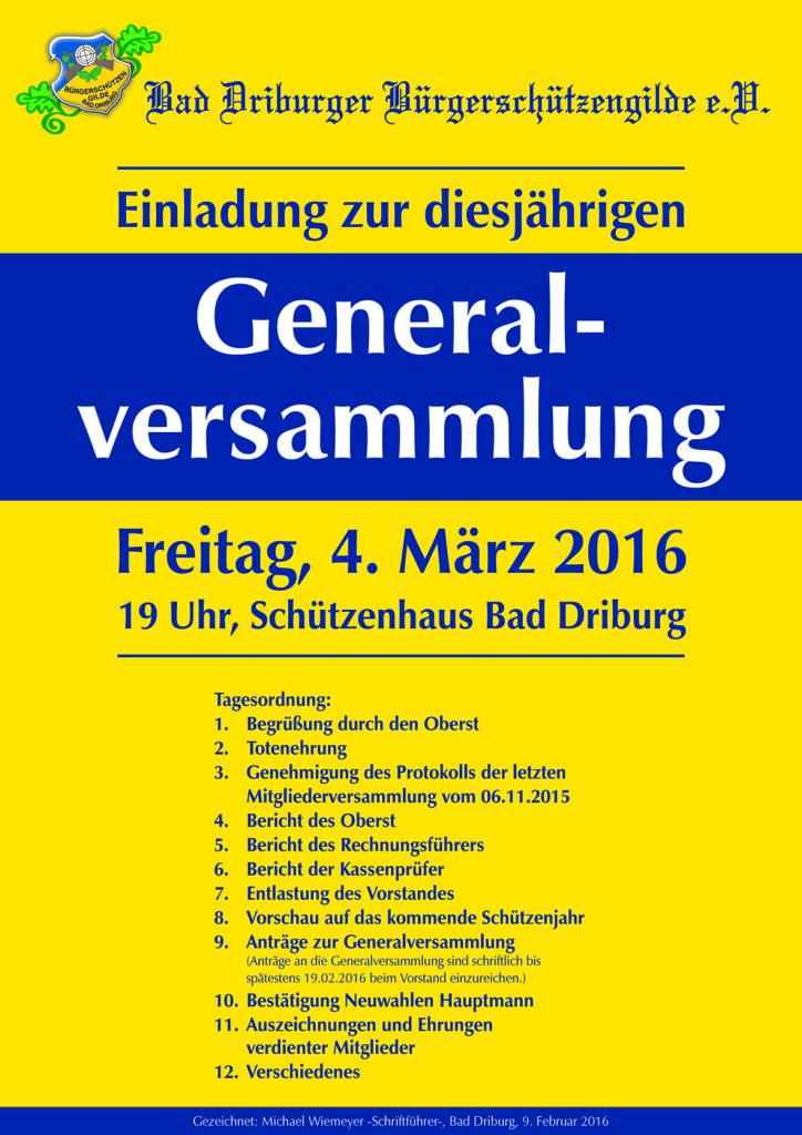 Generalversammlung  2016_Plakat