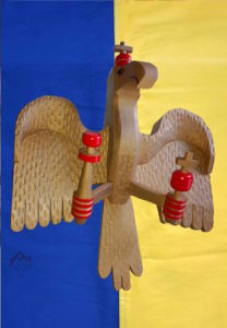 Adler-Fahne